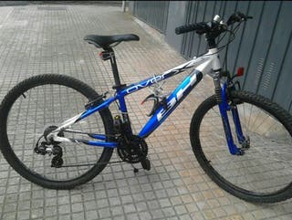 "Bicicleta BH OVER X 26"""