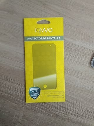 protector cristal wiko pulp
