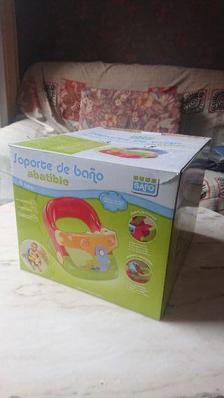 Silla, Sillita bebe, para baño, bañera y ducha.