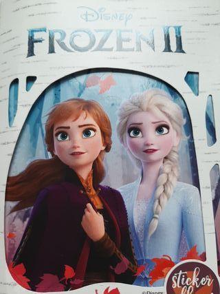 2019 Panini tarjeta 177-Disney Frozen Frozen 2 tarjetas de colección serie