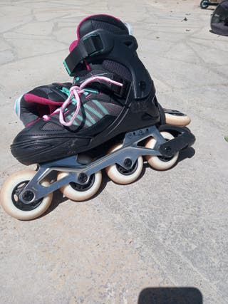 Rollers 4 ruedas talla 38-39-40-41