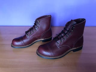 Botas Red Wing Iron Ranger