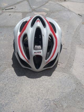 Casco de bici B-twin