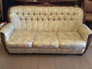 sofá retro