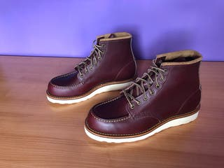Botas Red Wing Moc Toe