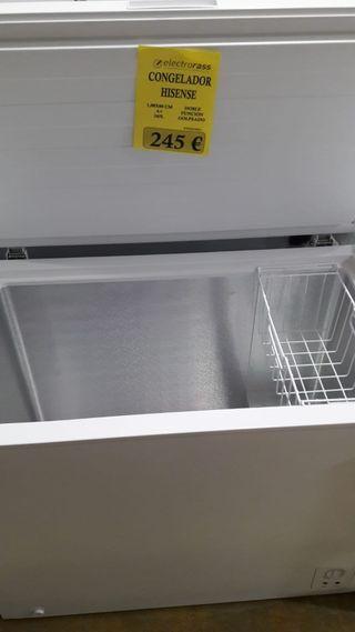 Congelador horizontal HIsense