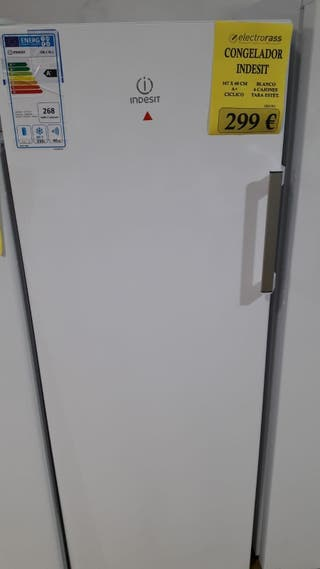 Congelador Indesit