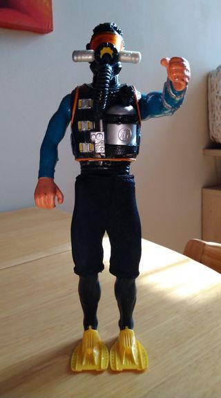 Buzo Action Man