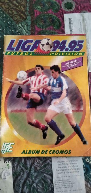 Álbum Liga 94-95