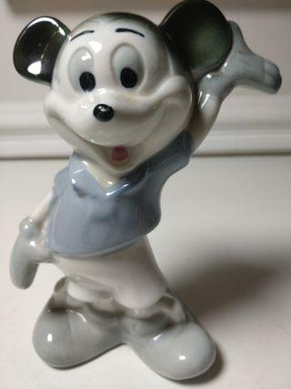 Figura de Mickey de porcelana, factoría Disney Esp