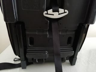 silla bebé auto... sistema ISOFIX ... nueva