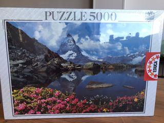 Puzzle 5000 piezas Educa - Nuevo