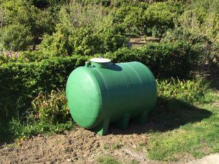 Deposito de agua 10,000 litros