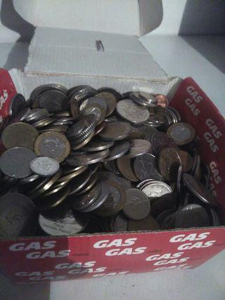 Monedes d'abans de l'euro