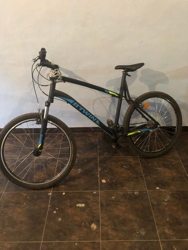 Bicicleta btwin rockrider modelo 340