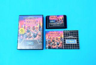 Double Dragon 3 / Mega Drive