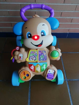 Andador FISHER-PRICE PERRITO