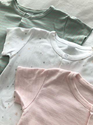 3 pijamas 12-18 meses Petit Oh