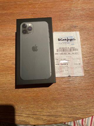 iPhone 11 Pro 64gb a estrenar factura