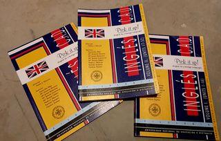 Libros de Inglés, UNED