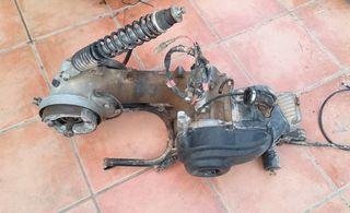motor Piaggio liberty 49 cc en perfecto estado