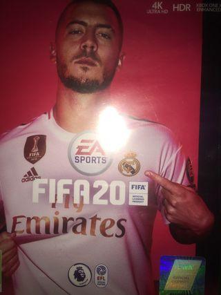 Fifa 20 Xbox One Disc