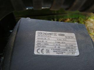 pompe auto Guinard Dorinoxmatic 4000