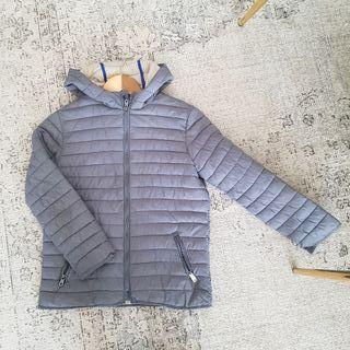 Chaqueta plumifero gris 9-10 años niño Massimodutt