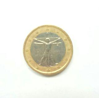 moneda de un euro (Italia)