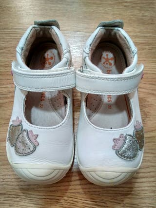 Zapato niña BIOMECANICS Talla 22