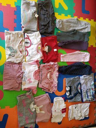 Lote 7,ropa bebé, 9-12 meses