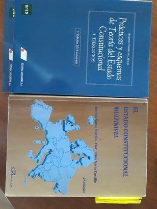 Libros Teoría del Estado Constitucional UNED