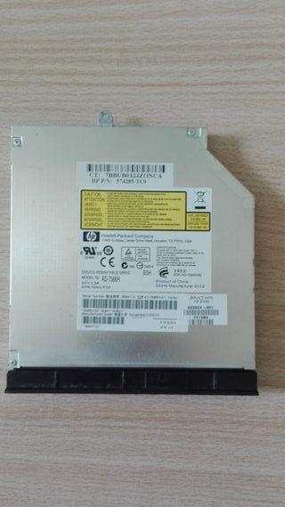 Grabador de DVD interna para Ordenador Portatil