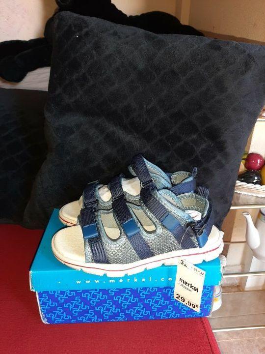 sandalias talla 32
