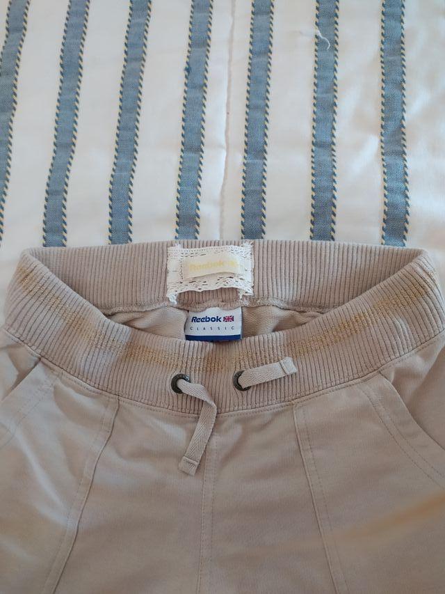 Pantalón de Chándal Reebok