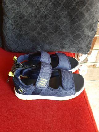 sandalia talla 33,34