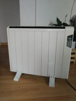 Emisor térmico (radiador) de bajo consumo