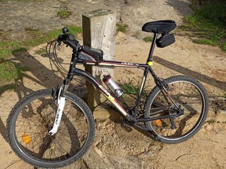 bicicleta BH over x talla L