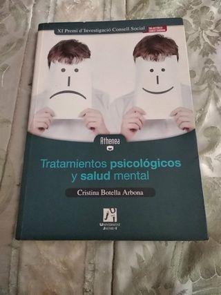 Tratamientos psicológicos y salud mental