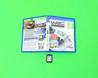 WRC 4 / PS Vita