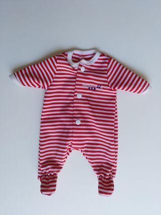 Mono pijama de rayas para muñeco IMAGINARIUM
