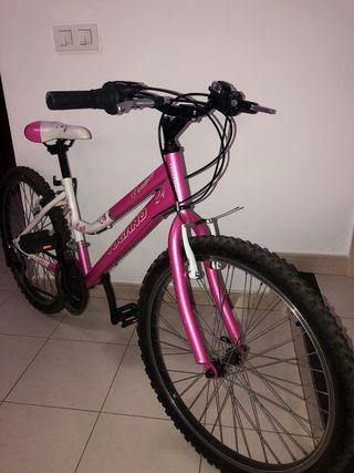 "Bicicleta togano panther 24"""