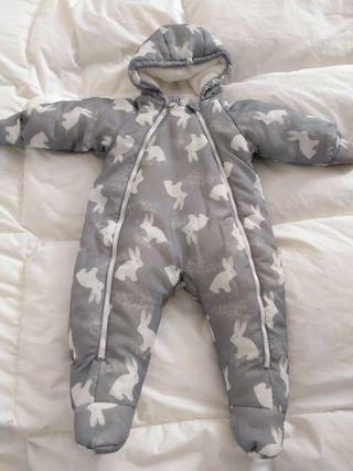 Abrigo buzo Absorba, 3 - 6 meses