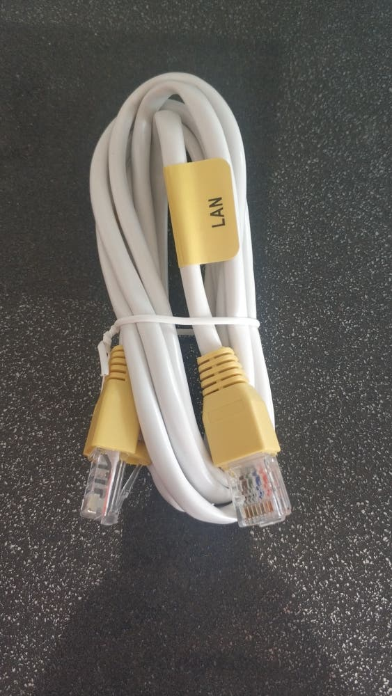 Cable red Ethernet 1,5mts