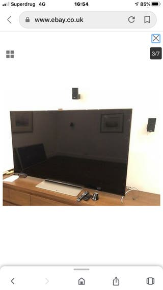 I am still 75 inch 4K TV