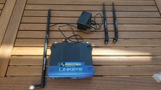 Router Lynksys DDWRT