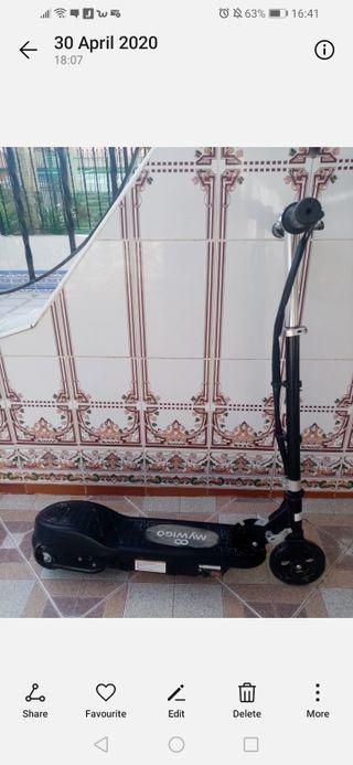 Mywigo eléctrico scooter