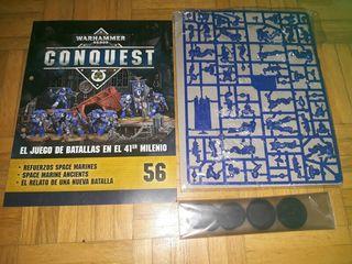 Warhammer 40000 conquest 40k N 56 ancients