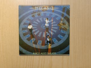 Disco de Vinilo Mecano