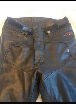 Pantalón de moto, talla 50 marca Sduh Race Line, s